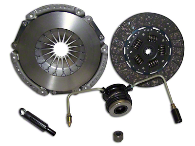 Omix-ADA AX15 Transmission Clutch Kit (89-90 4.0L or 4.2L Jeep Wrangler YJ)
