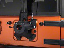 Rugged Ridge Antenna Mount Kit; CB (07-18 Jeep Wrangler JK)