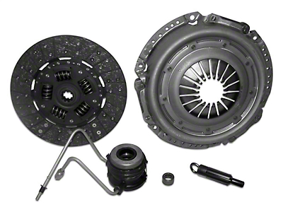 Clutch Kit (1993 4.0L Jeep Wrangler YJ)