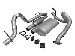 Complete OEM Exhaust Kit (93-95 2.5L Jeep Wrangler YJ)