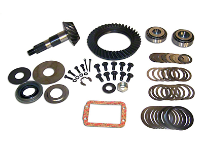 Crown Automotive Dana 30 Front Ring Gear and Pinion Kit - 3.07 Gears (87-95 Wrangler YJ)