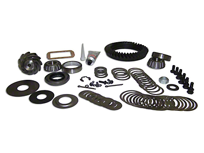 Crown Automotive Dana 30 Front Ring Gear and Pinion Kit - 3.55 Gears (87-95 Wrangler YJ)