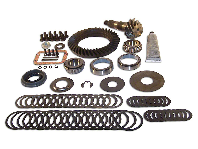 Dana 30 Front Axle Ring Gear and Pinion Kit - 3.73 Gears (94-95 Jeep Wrangler YJ)