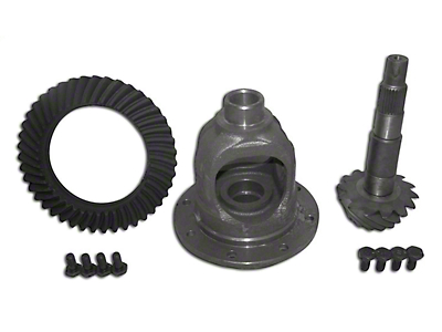 Crown Automotive Dana 35 Rear Ring Gear and Pinion Kit - 3.07 Gears (87-90 Wrangler YJ)