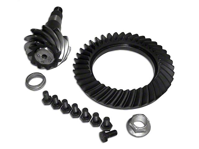 Dana 35 Rear Axle Ring Gear and Pinion Kit - 3.55 Gears (87-93 Jeep Wrangler YJ)