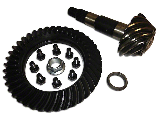 Crown Automotive Dana 35 Rear Axle Ring Gear and Pinion Kit - 3.73 Gears (94-06 Jeep Wrangler YJ & TJ)