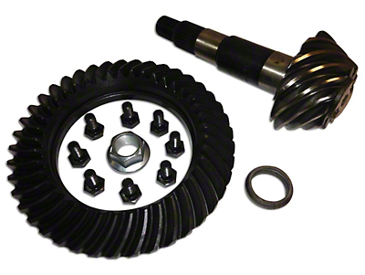 Crown Automotive Dana 35 Rear Ring Gear and Pinion Kit - 3.73 Gears (94-06 Wrangler YJ & TJ)