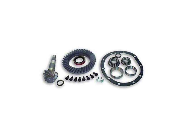 Dana 35 Rear Ring Gear and Pinion Master Kit - 4.11 Gears (87-06 Jeep Wrangler YJ & TJ)