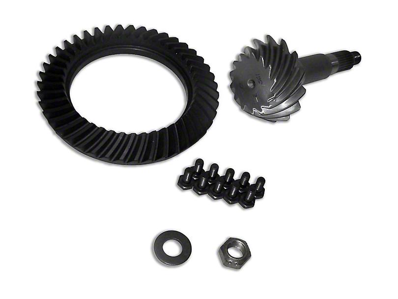 Dana 44 Rear Axle Ring Gear and Pinion Kit - 3.07 Gears (97-03 Jeep Wrangler TJ)