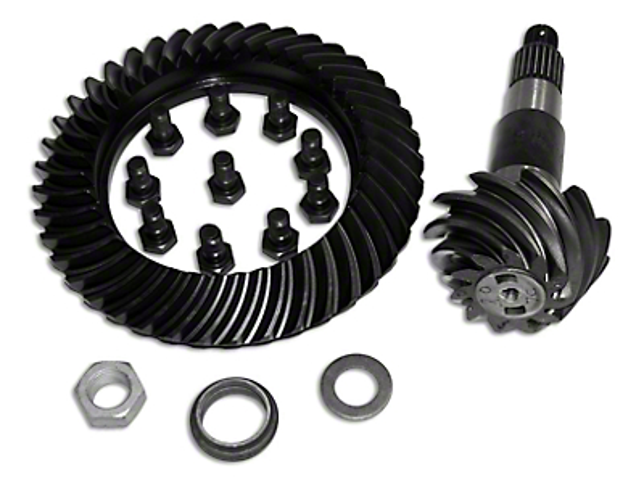 Crown Automotive Dana 44 Rear Ring Gear and Pinion Kit - 3.73 Gears (08-18 Wrangler JK)