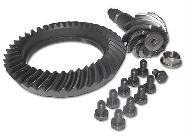 Dana 44 Rear Axle Ring Gear and Pinion Kit - 4.10 Gears (04-06 Jeep Wrangler TJ)