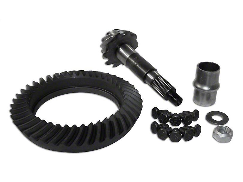 Omix-ADA Dana 44 Rear Axle Ring Gear and Pinion Kit - 4.10 Gears (97-03 Jeep Wrangler TJ)