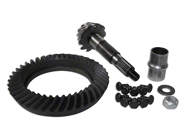 how to change ring and pinion on jeep wrangler