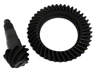Crown Automotive Dana 44 Front Ring Gear and Pinion Kit - 5.38 Gears (07-18 Wrangler JK)