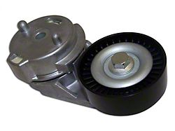 Accessory Drive Belt Tensioner with Idler Pulley (07-11 3.8L Jeep Wrangler JK)
