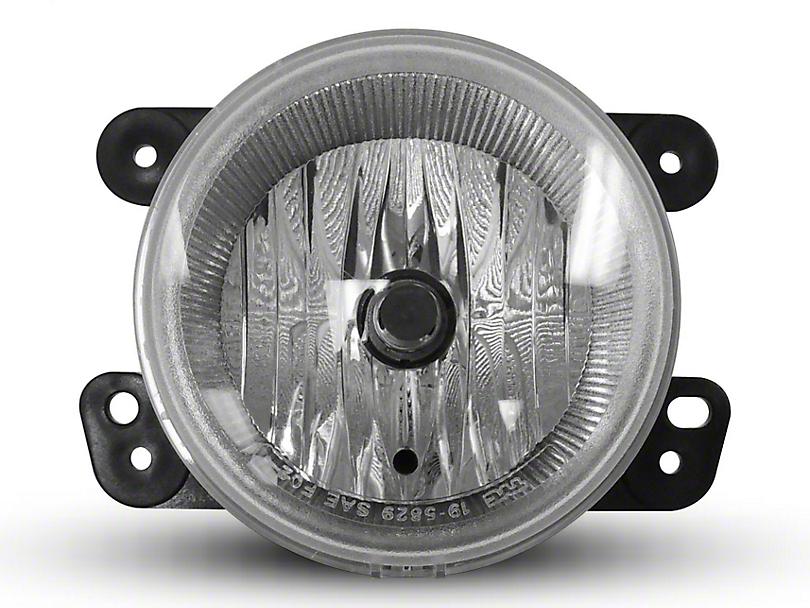 Driver or Passenger Side Fog Light (07-09 Jeep Wrangler JK)