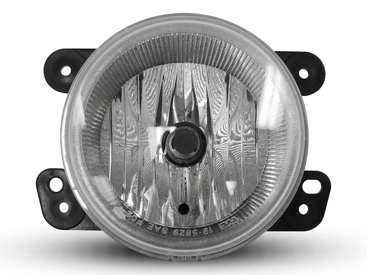 Omix-ADA Driver or Passenger Side Fog Light (07-09 Jeep Wrangler JK)