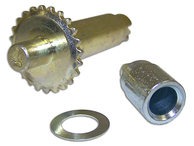 Drum Brake Self Adjusting Lever Screw - Driver Side (87-00 Jeep Wrangler YJ & TJ)