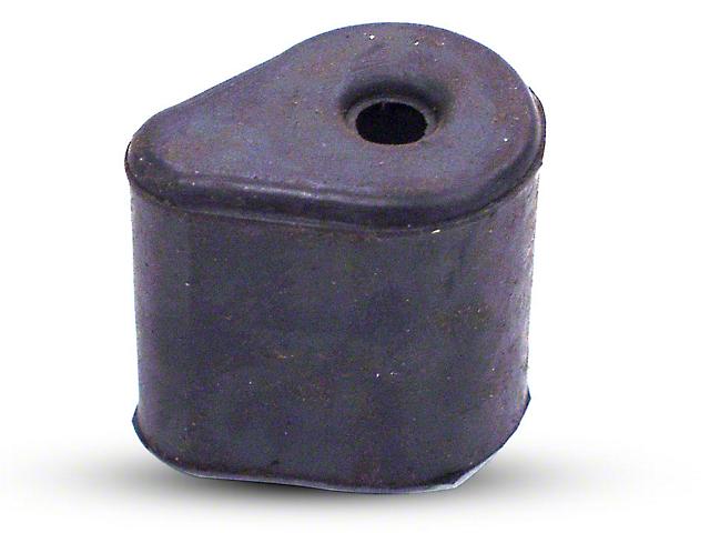 Rear Tailpipe Bracket Insulator (87-95 Jeep Wrangler YJ)