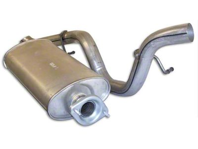Crown Automotive Replacement Muffler & Tailpipe (1/24/00 4.0L Jeep Wrangler TJ)
