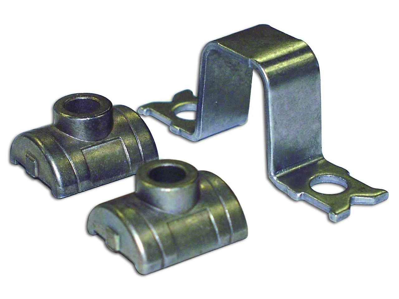 Rocker Arm Pivot Kit (87-06 2.5L, 4.0L or 4.2L Wrangler YJ & TJ)