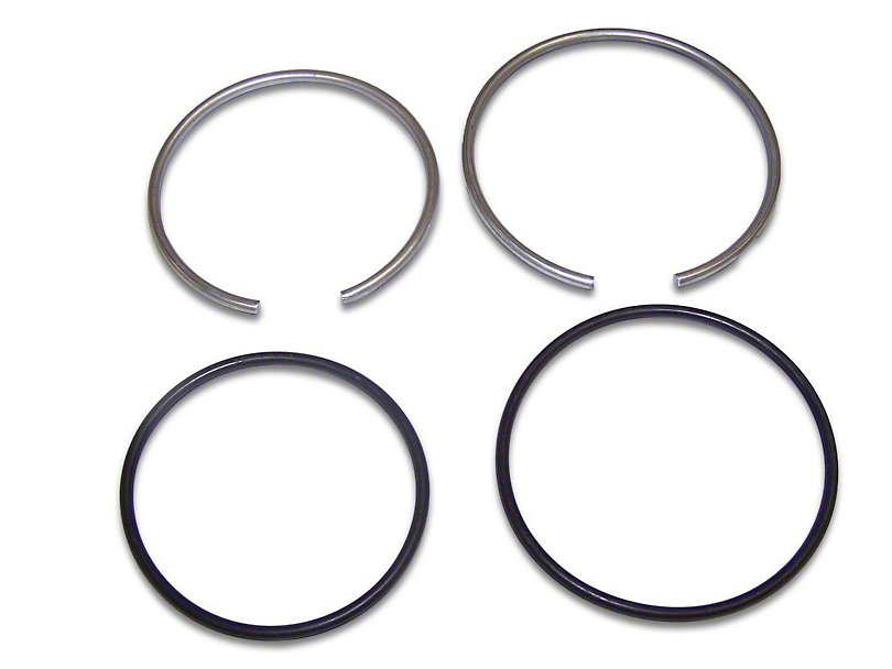 jeep wrangler steering gear end plug seal kit  87  power steering