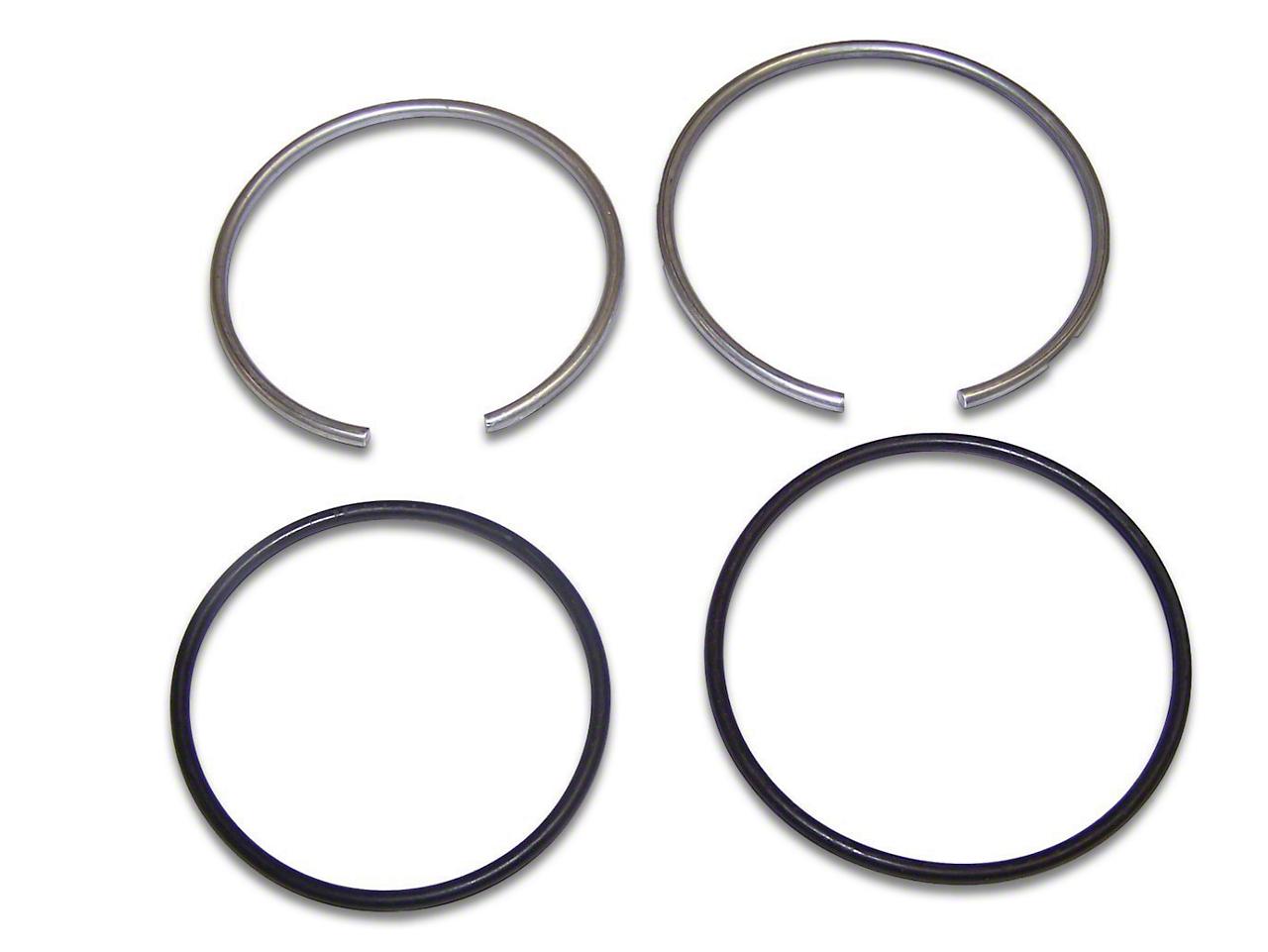 Crown Automotive Steering Gear End Plug Seal Kit (87-02 Wrangler YJ & TJ w/ Power Steering)