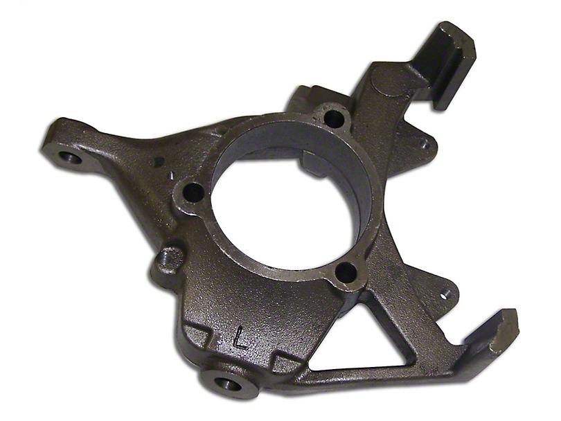 Steering Knuckle (90-06 Jeep Wrangler YJ & TJ)