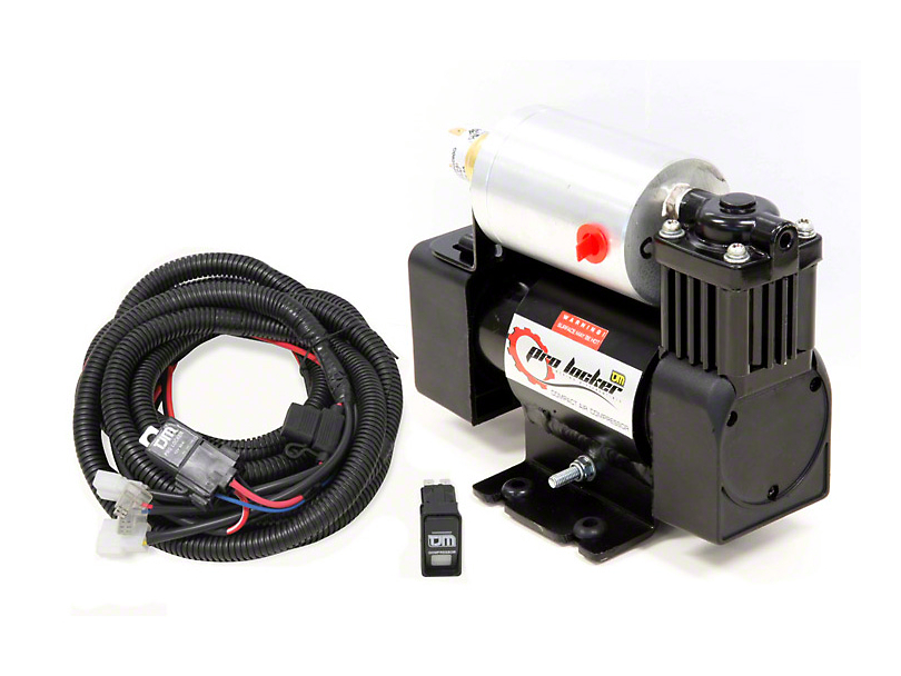 TJM Pro Locker Compressor (97-06 Wrangler TJ)