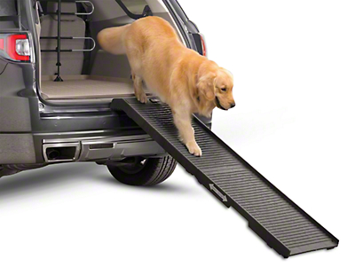 Weathertech PetSTEP Foldable Ramp - Graphite