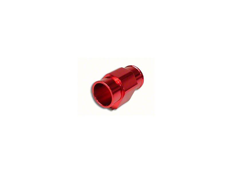 Prosport Water Temperature Sender Radiator Hose Adapter - 32mm (97-18 Jeep Wrangler TJ & JK)
