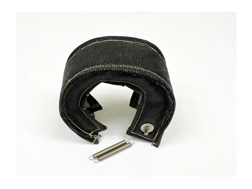 Prosport T4 Turbo Heat Shield Blanket - Black (Universal Fitment)