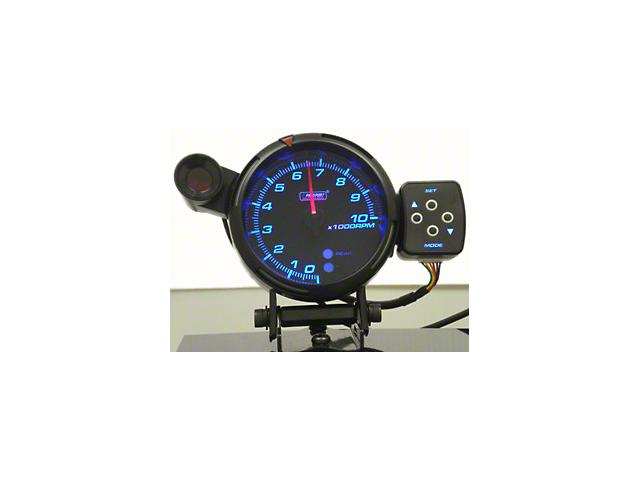 Prosport Tri-Color Tachometer - 80mm (Universal Fitment)