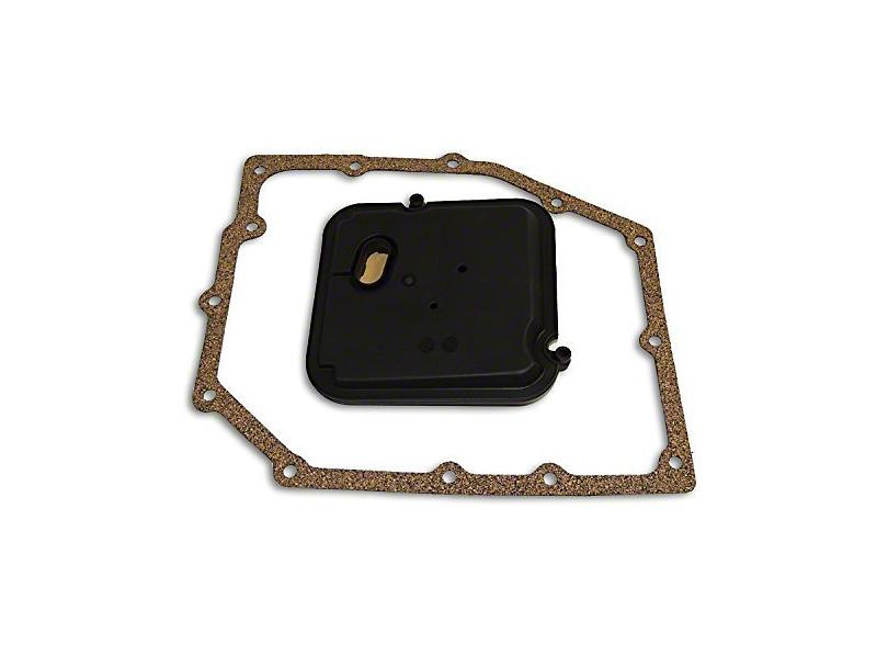 42RLE Transmission Filter & Gasket Kit (03-10 Jeep Wrangler TJ & JK)