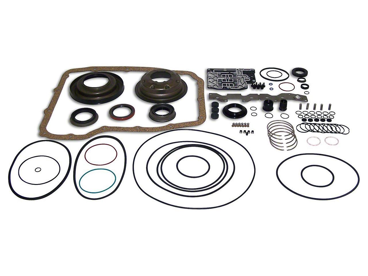 Crown Automotive 545RFE Transmission Overhaul Kit (2007 Wrangler JK)
