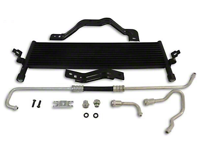 RT Off-Road Auxillary Transmission Cooler Kit (07-11 3.8L Jeep Wrangler JK)