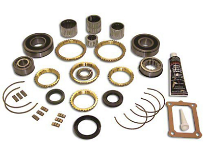 Crown Automotive AX15 Transmission Master Kit (88-99 Wrangler YJ & TJ)