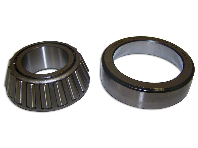Dana 30 Front Axle Outer Pinion Bearing Set (97-06 Jeep Wrangler TJ)