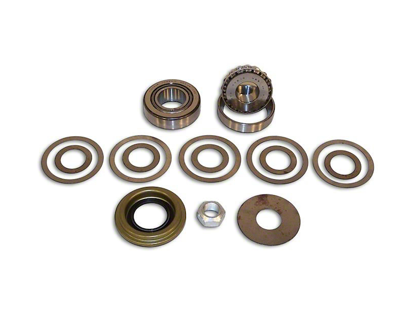 Dana 30 Front Axle Pinion Bearing Kit (87-92 Jeep Wrangler YJ)