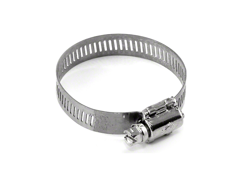 Hose Clamp; 1-5/16-Inch to 2-1/4-Inch