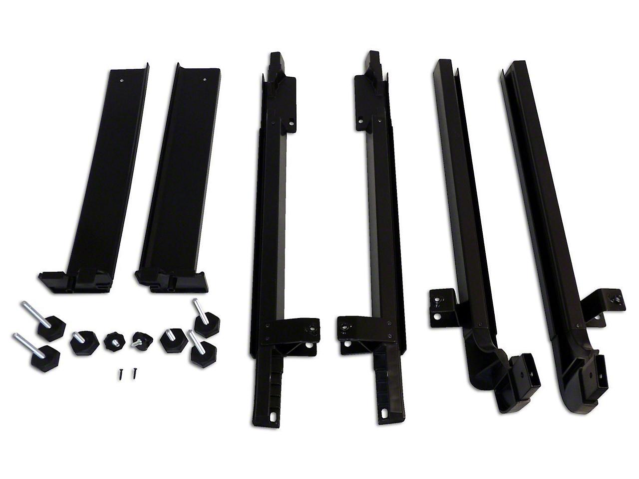 RT Off-Road Door Surround Kit (07-18 Wrangler JK 4 Door w/o Sunrider Top)