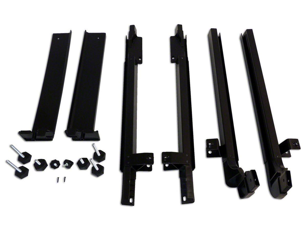 Door Surround Kit (07-18 Jeep Wrangler JK 4 Door w/o Sunrider Top)