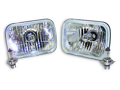 RT Off-Road Halogen Light Conversion Kit (87-95 Jeep Wrangler YJ)