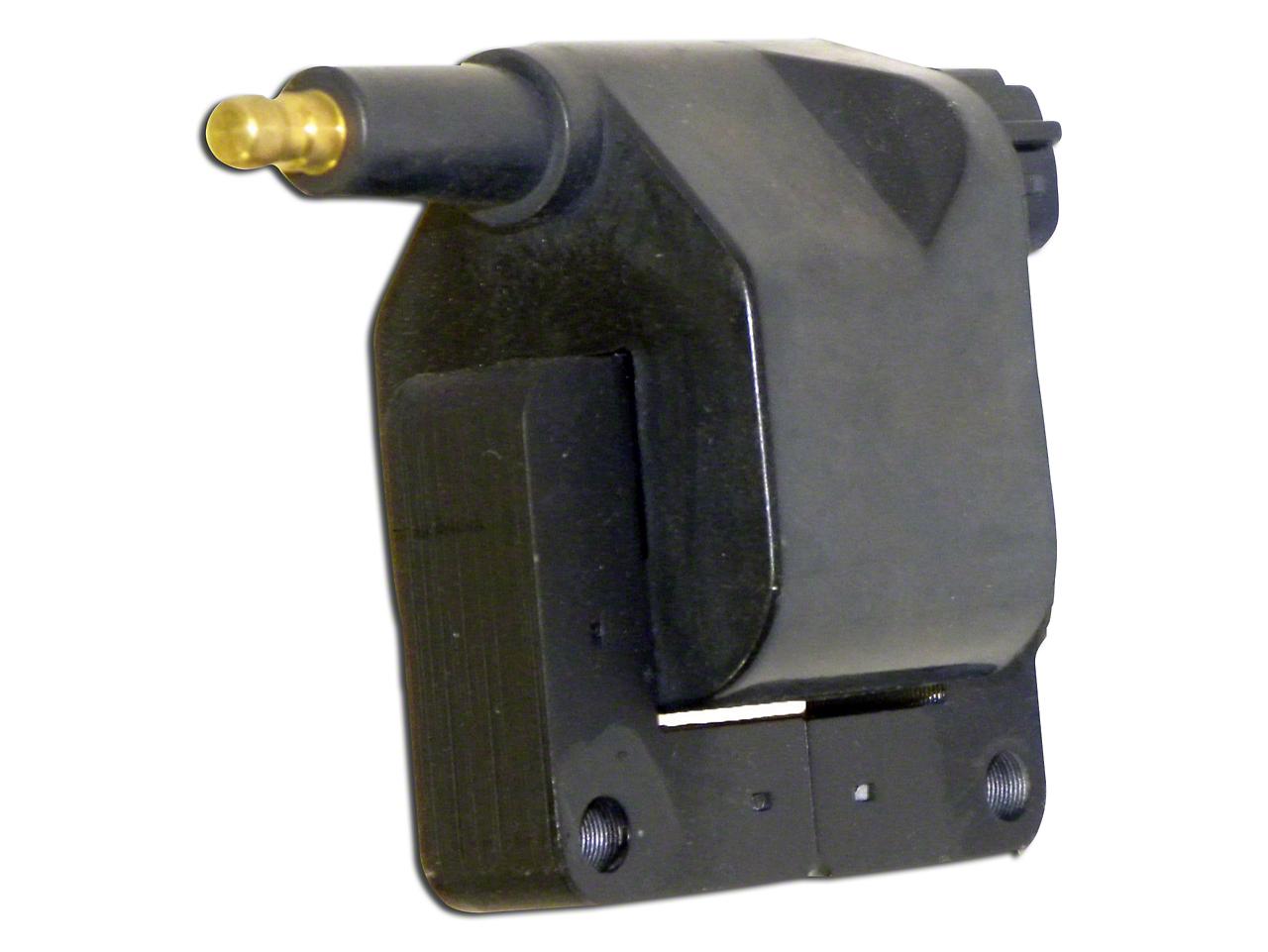 Ignition Coil (98-99 4.0L Jeep Wrangler TJ; 98-02 2.5L Jeep Wrangler TJ)