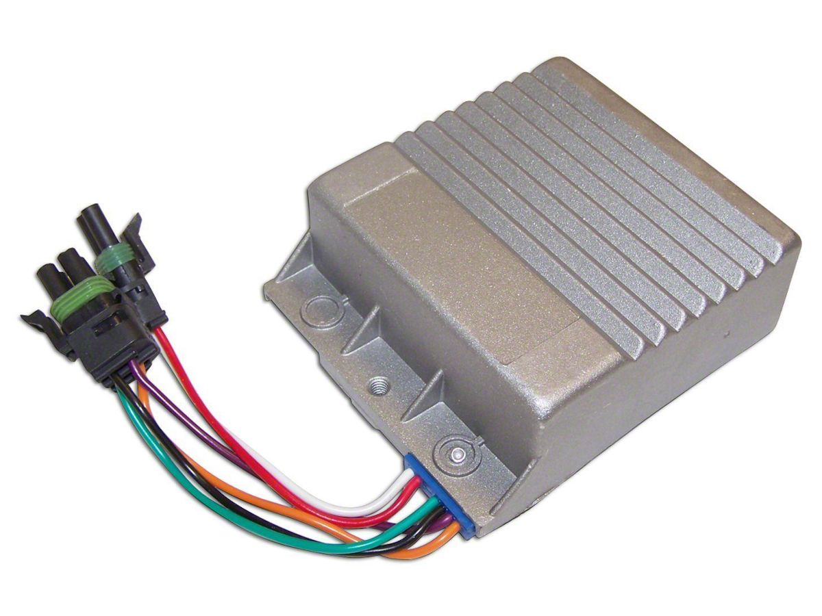 Ignition Module (88-90 2 5L or 4 2L Jeep Wrangler YJ)
