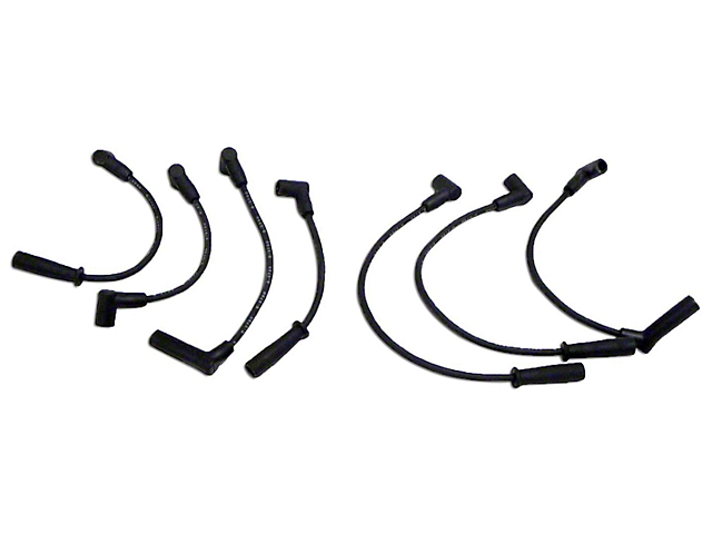 Ignition Wire Set (91-99 4.0L Jeep Wrangler YJ & TJ)