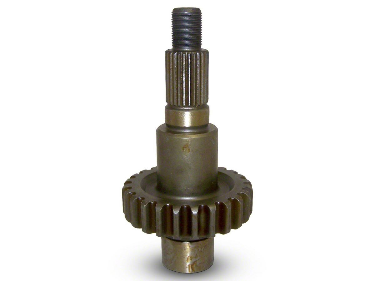 NP-231 Transfer Case Output Shaft (87-02 Jeep Wrangler YJ & TJ)