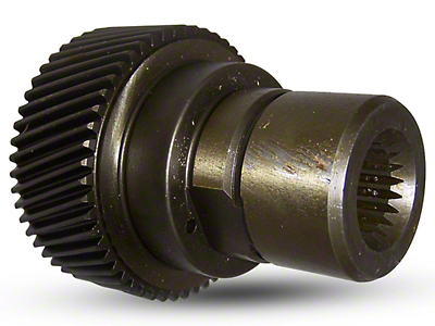 Crown Automotive NP231 Transfer Case Input Gear for Manual Transmission (97-98 2.5L Jeep Wrangler TJ)
