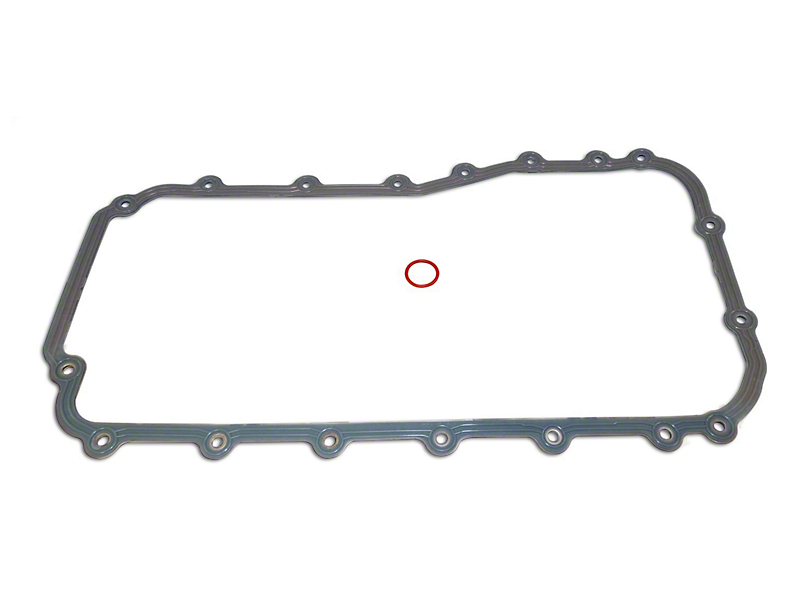 Oil Pan Gasket Set (07-11 3.8L Jeep Wrangler JK)
