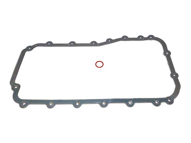 Oil Pan Gasket Set (07-11 3 8L Jeep Wrangler JK)